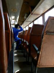Dans le bus pour Gorom