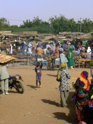Le célèbre marché de Gorom Gorom