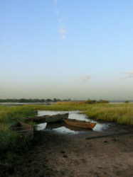 Le lac de Tengrela