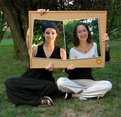 Projet THEMIS - Marlène et Marie  - Encourager et nourrir la réflexion sur le statut social des femmes dans le monde